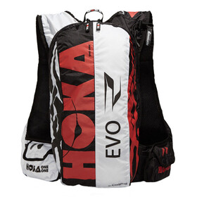 Hoka One One Evo R Sac à dos Homme, black/white/red